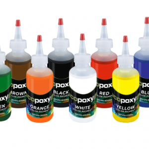 Color Pigments Set